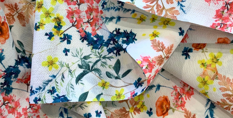 Bloom Fused Polyester Crepe...