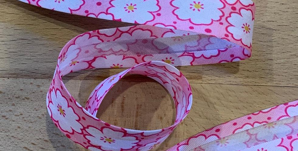 Pink Petal Bias Binding