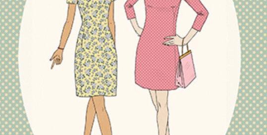 sew over it london zoe dress printed pattern