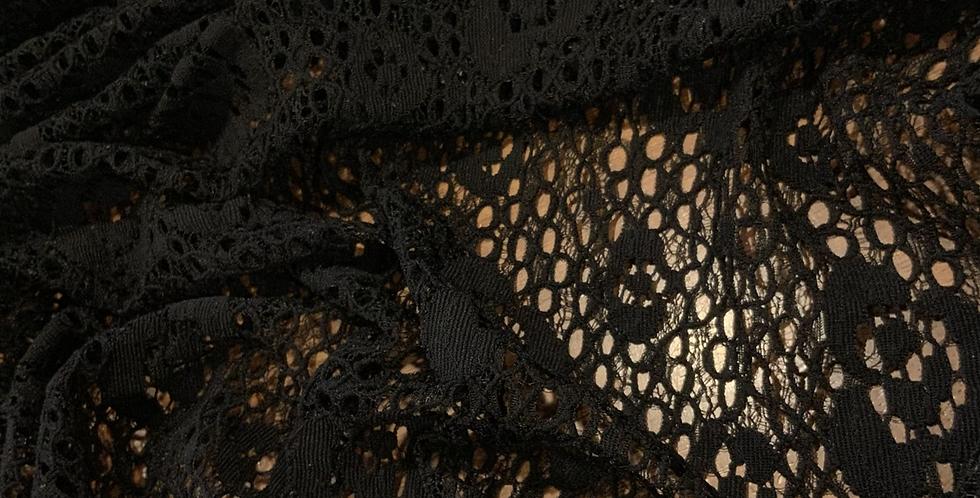 Lily Belle Black Lace...