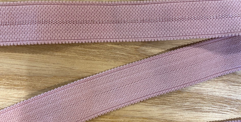 rose pink hand dyed decorative strapping