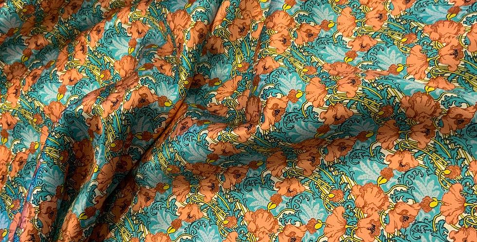 CLEMENTINA Liberty Belgravia Silk Satin...