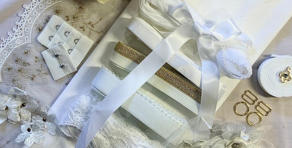 Gold Dust Wired Bra Kit…