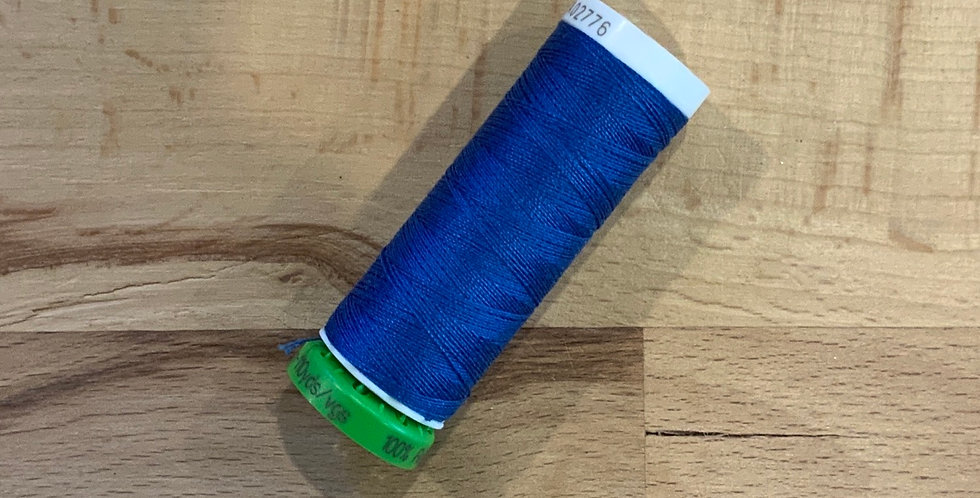 Gutermann 100mtr Thread Electric Blue 322