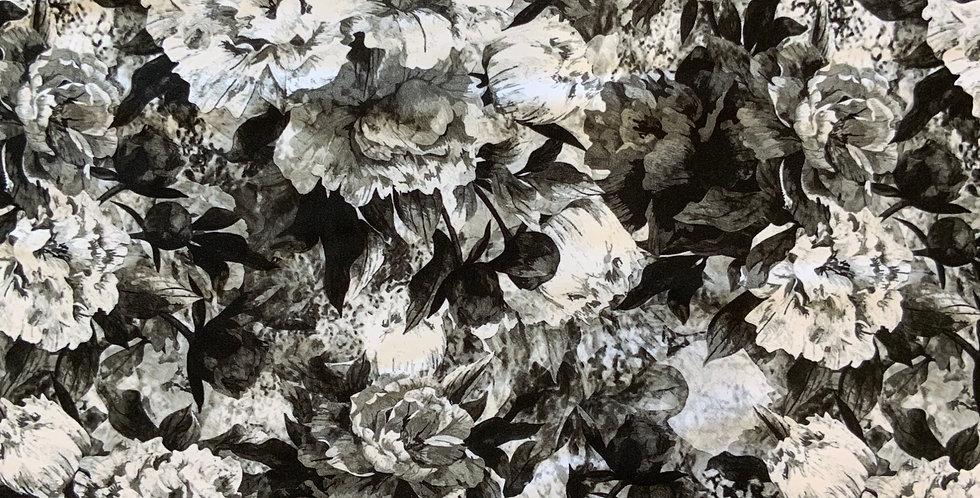 Grey Garden Spandex Remnant...