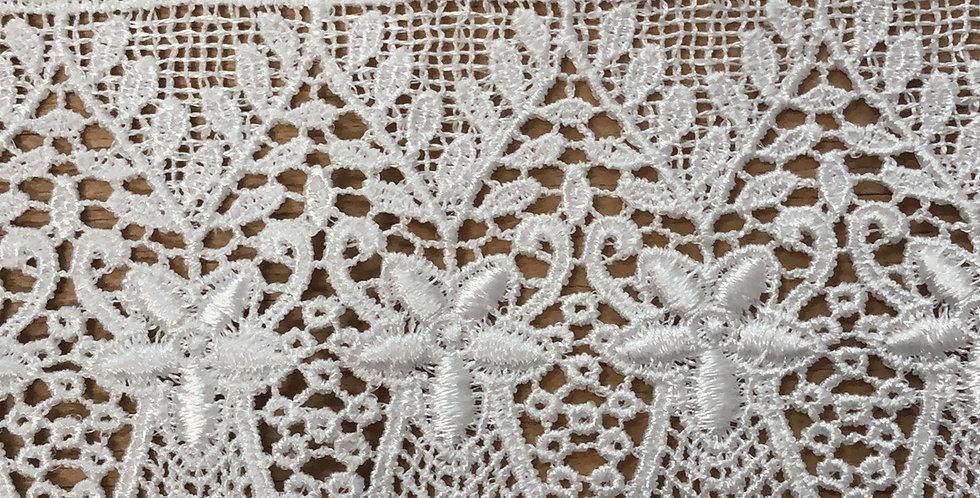 Patagonia Ivory Lace Trim
