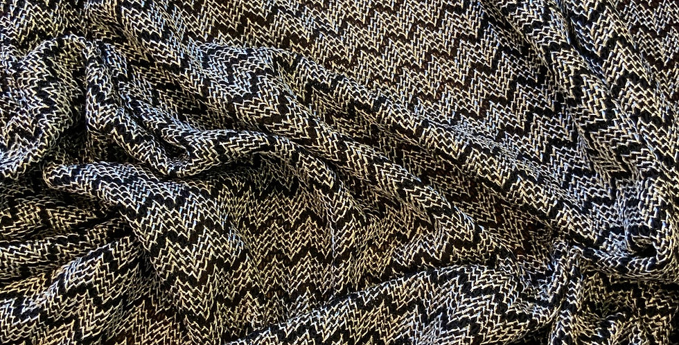 Rosita Gold Textured Knit...
