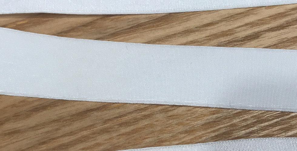 20mm Ivory elastic
