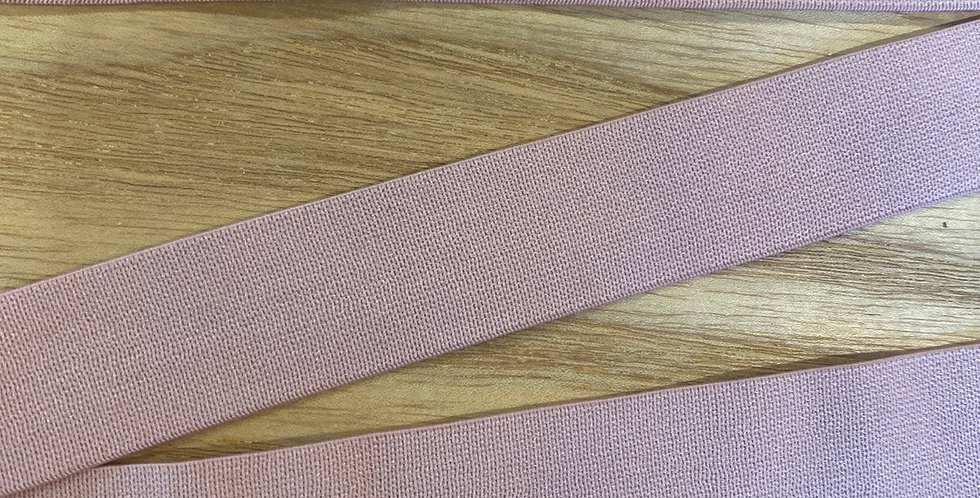 rose pink 20mm soft strapping