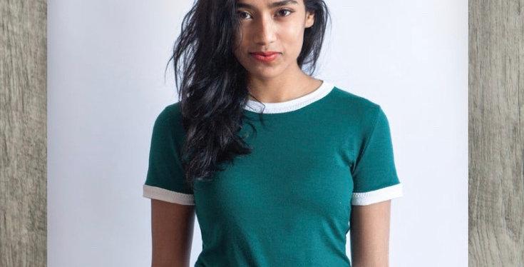 true bias rio ringer tshirt and dress paper pattern