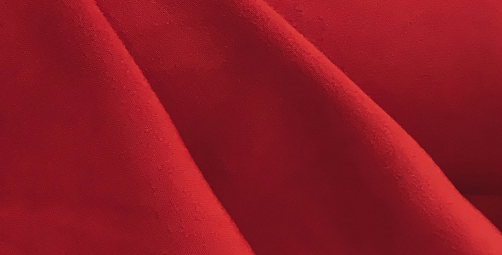 Red Fire Two Way Stretch Poly/Viscose Suiting...