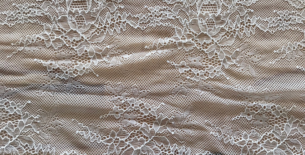 Snow Stretch Lace...