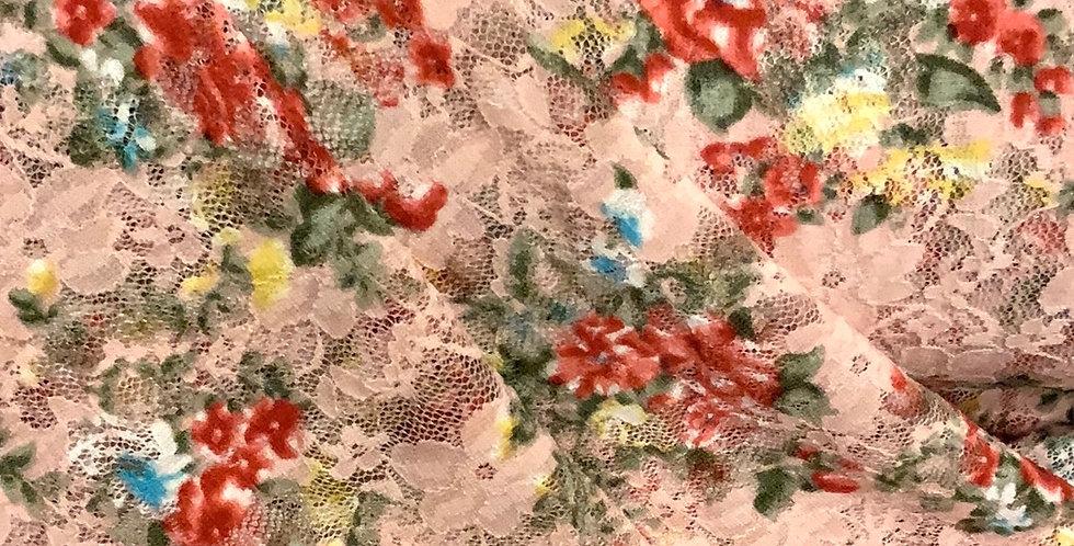 Lulu Roses Stretch Lace....