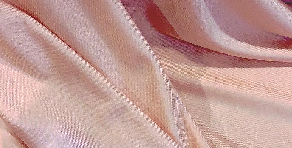 Peach Blush Jersey Lining