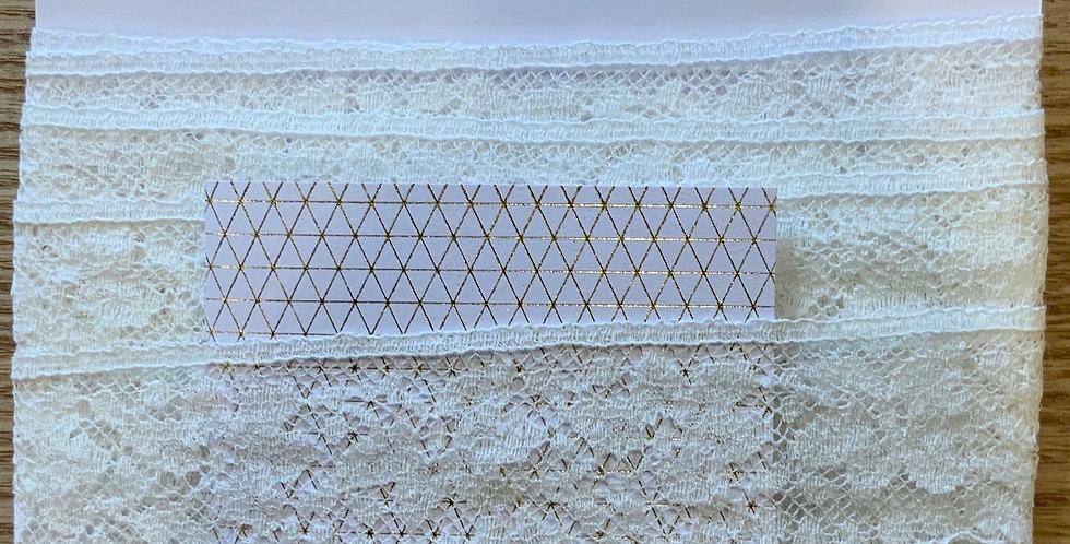 Vintage English Cotton Lace...