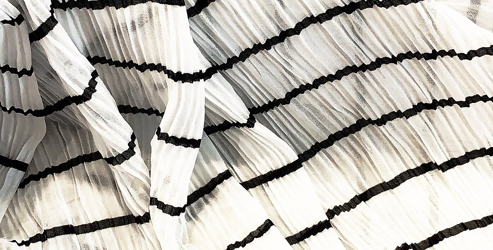 Perma Pleat Stripe