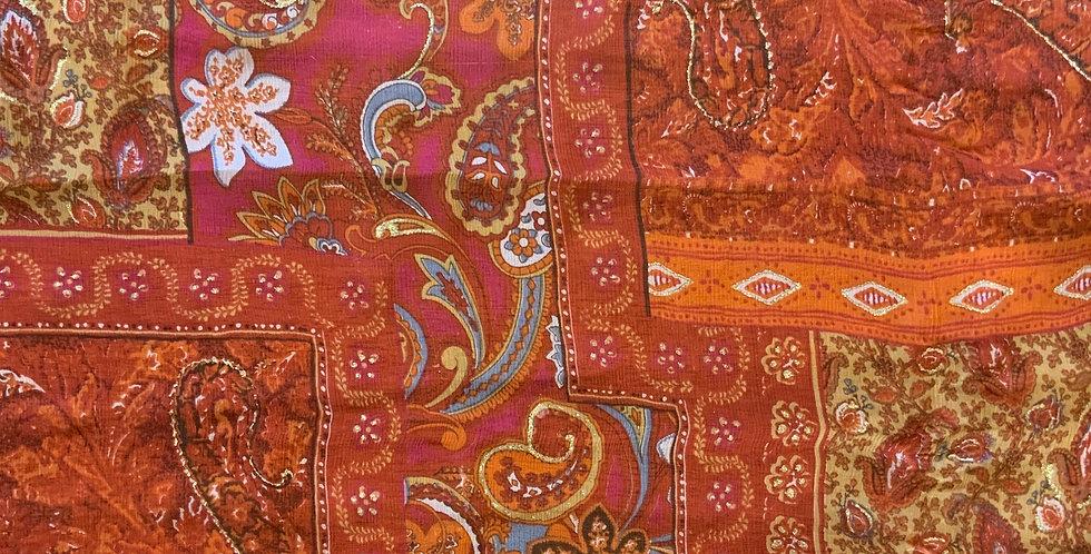 Magic Carpet Crinkle Silk Chiffon...