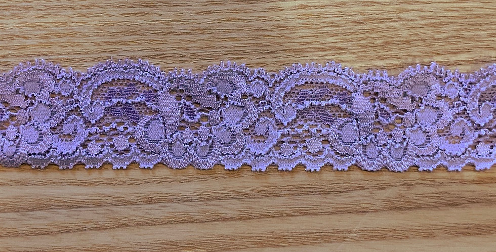 Lavender Stretch Lace...