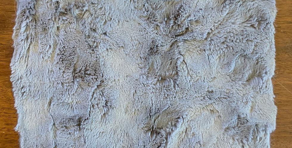 Taupe Low Pile Fur Piece....