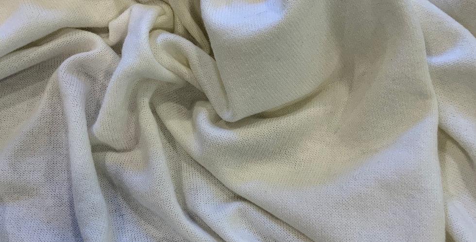 Ivory Lightweight Jumper Knit Remnant