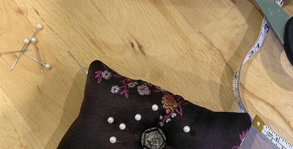 Avignon hand crafted pin cushion