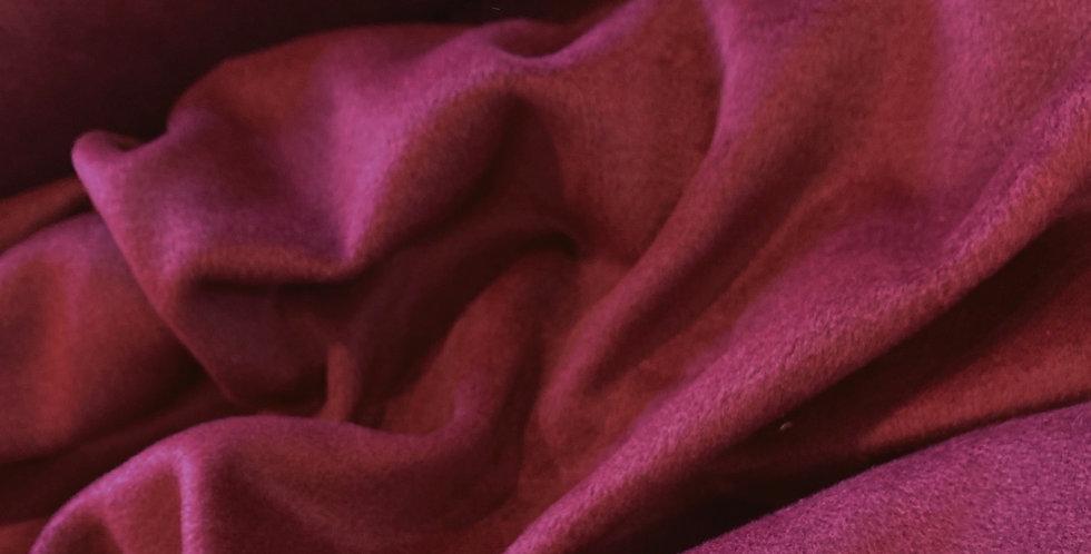 Maroon Brushed Polyester Coating...
