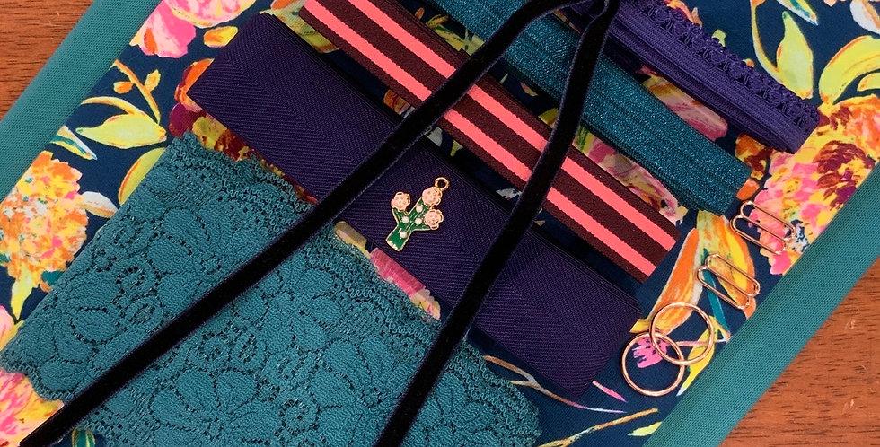 Art Gallery Fabrics Prima Flora Colorato Oeko-Tex Lingerie Kit...