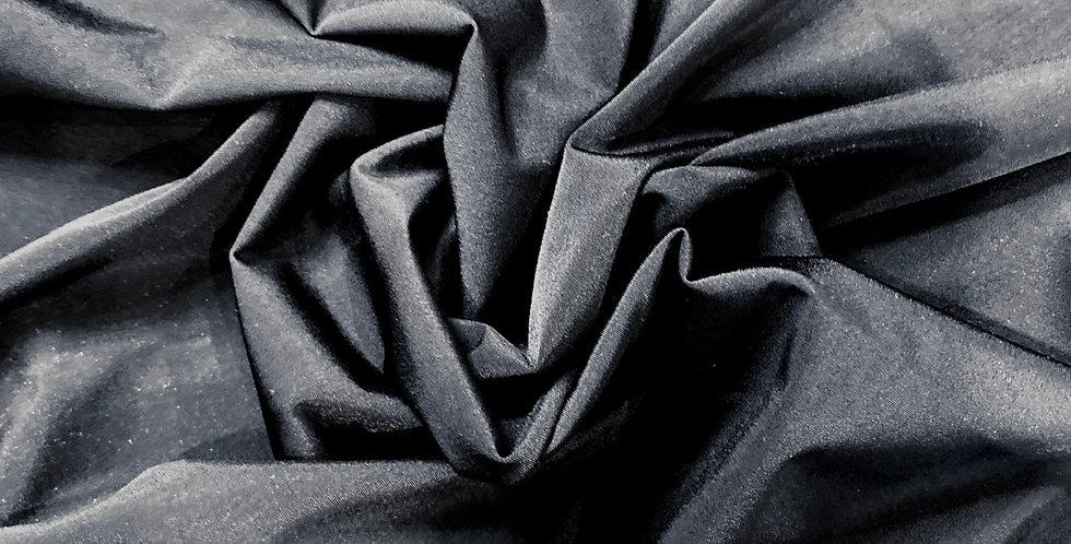 black lightweight spandex remnant