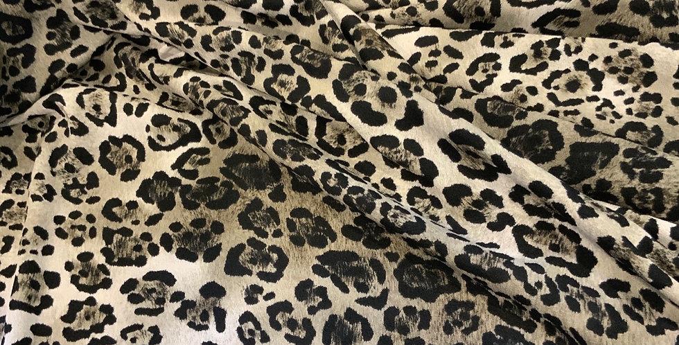 Wild Child Fine Polyester Jersey Knit