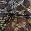 Thumbnail: Blackberry Garden Embroidered and Sequin Mesh...
