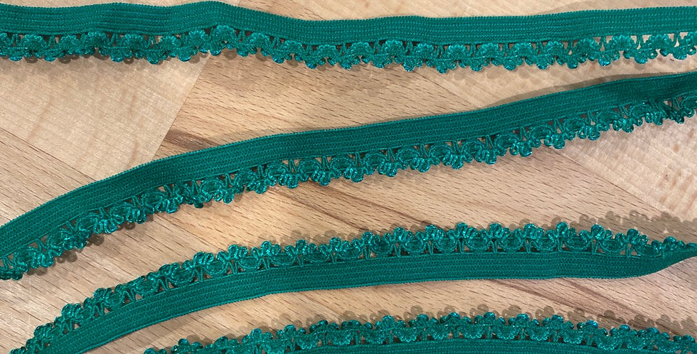 emerald crown edge picot