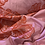 Thumbnail: Raspberry Roses Embroidered Stretch Cotton