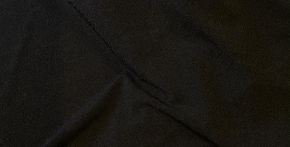 SECOND!!! Black Polyester Jersey