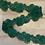Thumbnail: 10mtrs total Fantail Lace Pieces...