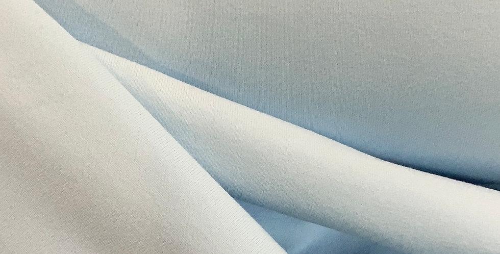Pastel Blue Super Soft Matte Lycra...