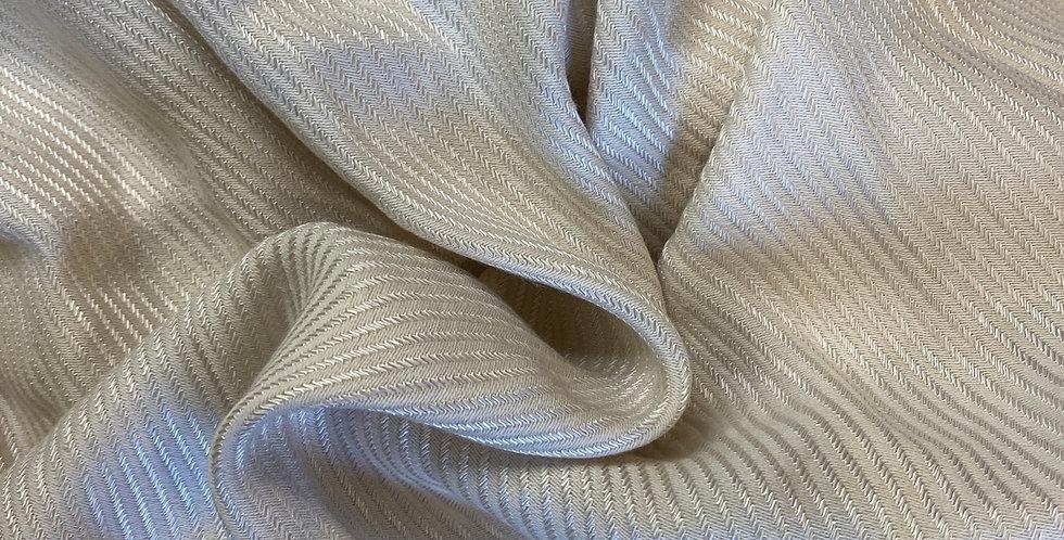 Italian linen viscose remnant