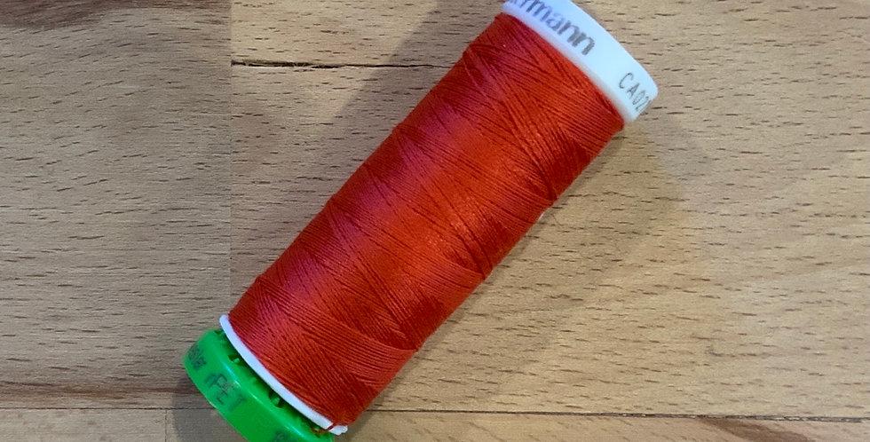 Gutermann 100mtr Thread Bright Red 364
