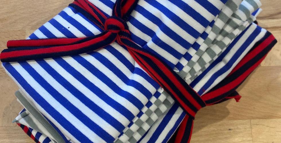 5 Piece Knit Small Cut Bundle…#3