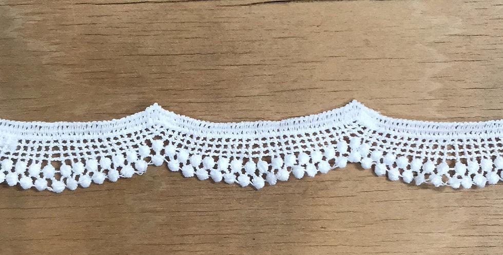 Dotty lace