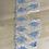 Thumbnail: Wedgewood blue lace motif piece 5