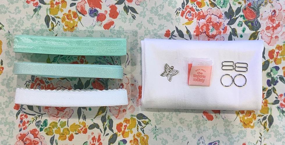 Butterfly Garden Ruby Bralette Kit…