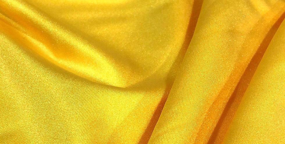 Sunshine yellow Lycra