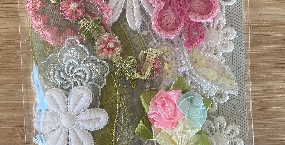 Flower motif pack 5