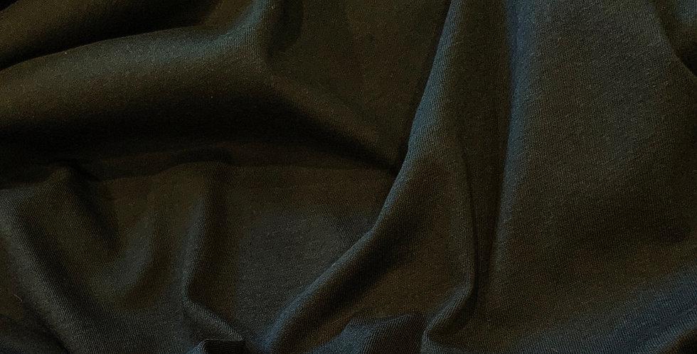 Charcoal Organic Cotton Single Knit...