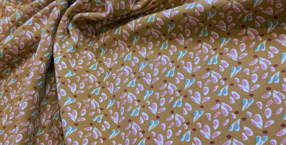 Dew Drop Domotex French Cotton Spabdex Knit...