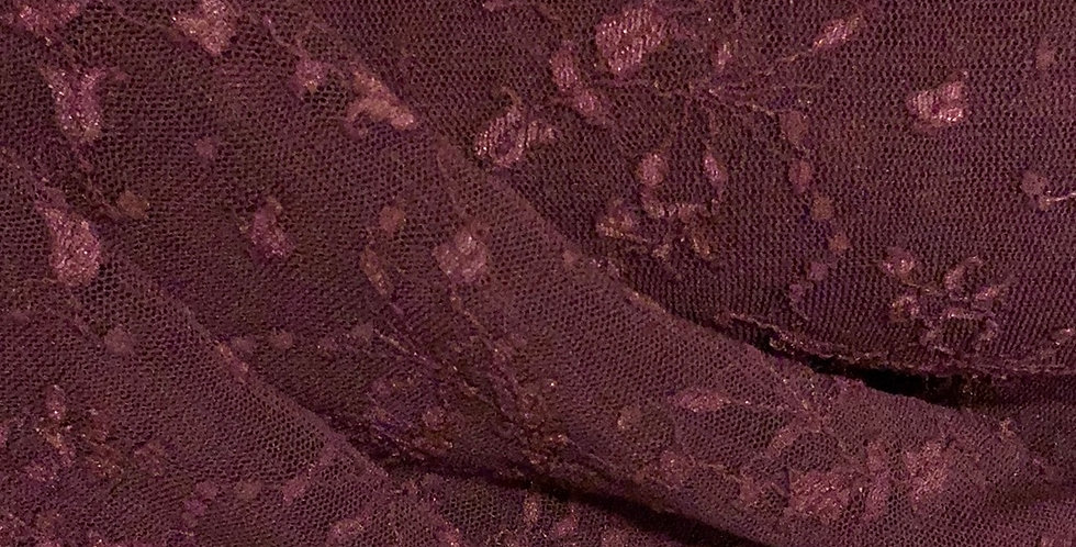 Mulberry Stretch Lace...