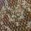Thumbnail: Mocha Hand Dyed Beaded Lace Off Cut #7066