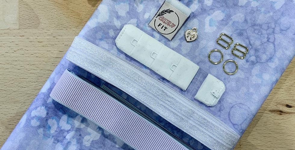 Lilac Lily Bralette Kit