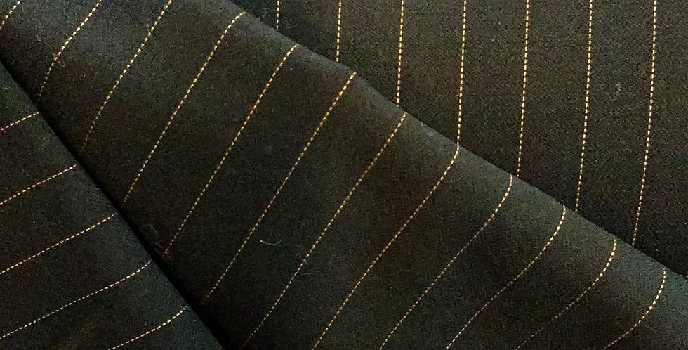 Chicago Wool Blend Pinstripe Suiting...
