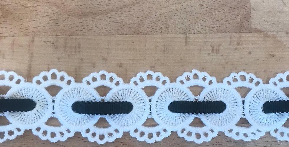 Harper guipure lace